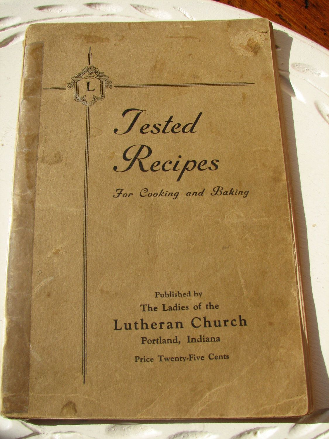 Old And New Recipes