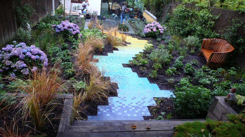 idee de deco jardin exterieur