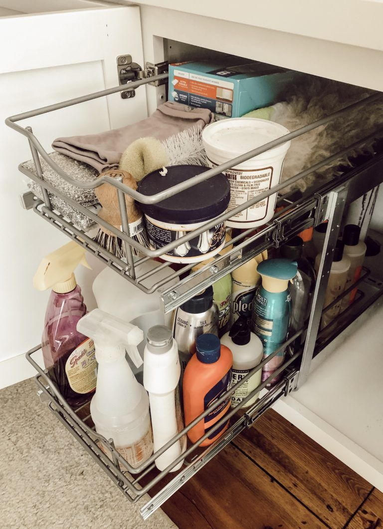 kitchen organization pots and pans pull out drawer house on winchester in 2019 kitchen on kitchen organization pots and pans id=33414
