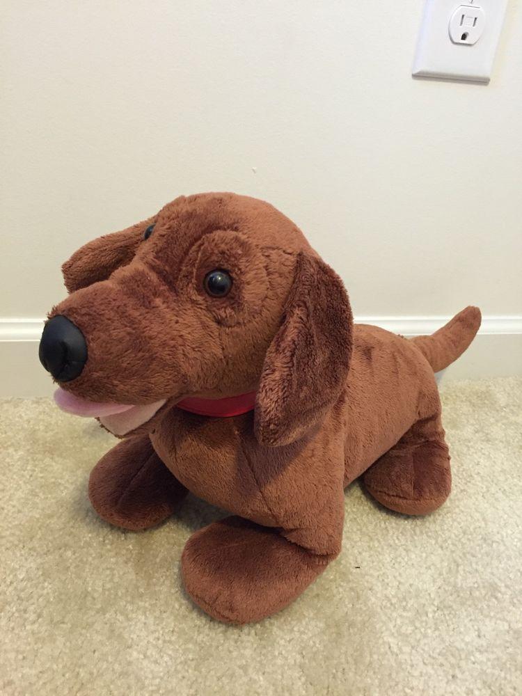 Build A Bear Brown Dachshund Stuffed Animal In Toys Hobbies