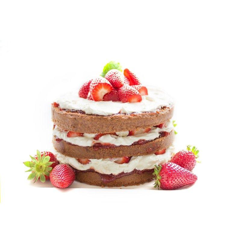 Naked Cake: la torta nuda che stuzzica il palato