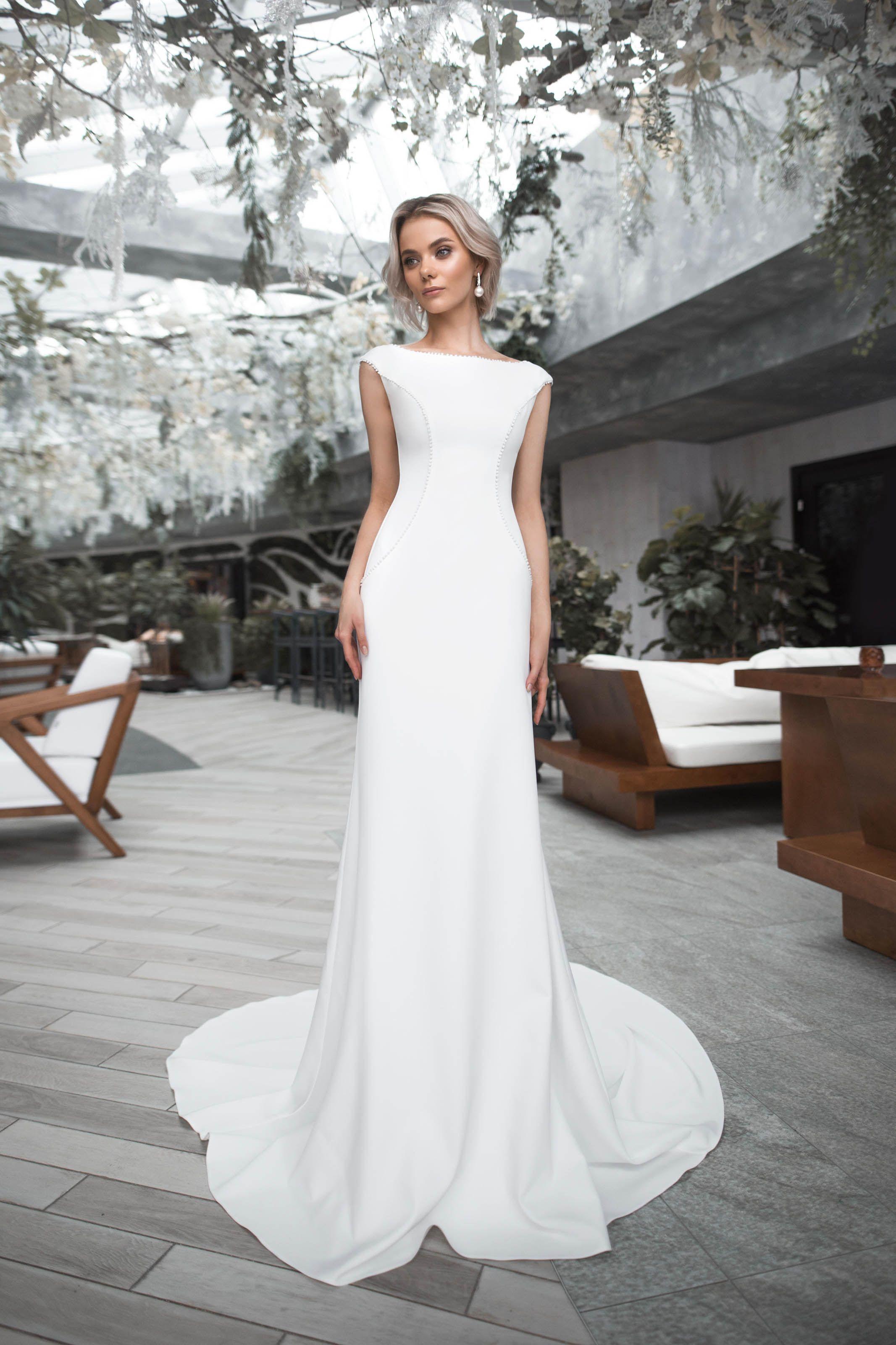 Lacrima In 2019 Strekoza Amami Wedding Dresses Simple Elegant
