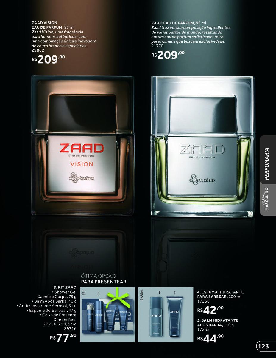 Catálogo O Boticário Ciclo 02 Perfume Para Cabelos Boticário Loja De Bolsa