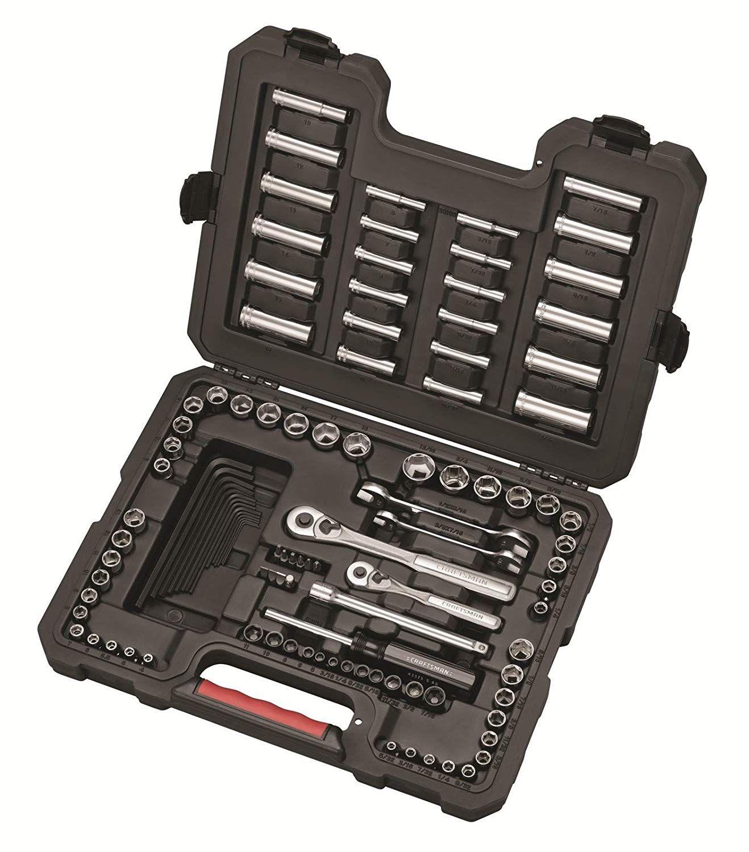 Craftsman 108 pc mechanics tool set