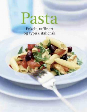 Pasta. Enkelt, raffinert og typisk italiensk. Mat med pasta er enkelt å lage og lykkes med hver gang. Men først og fremst er det variert og overlegent godt! Fløte mykt eller med smak av tomater, med fisk, kjøtt eller grønnsaker, gyllenbrune ovnsretter eller som salat - pasta er noe for enhver!