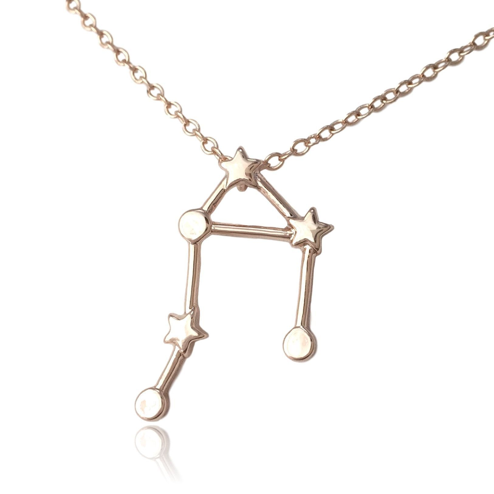 Libra zodiac constellation sign symbol pendant necklace products