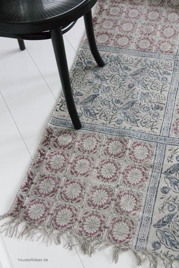 Teppich Läufer grau 160 x 80 cm HOUSE of IDEAS my Shop - läufer für küche