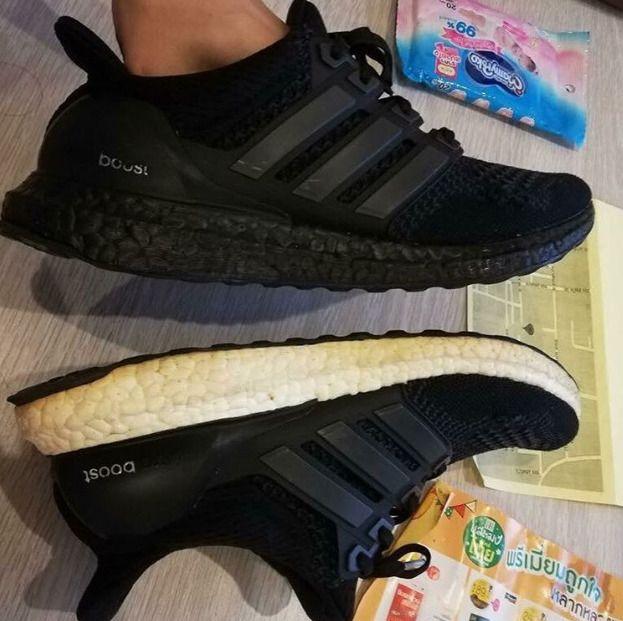 how to paint shoe midsoles black