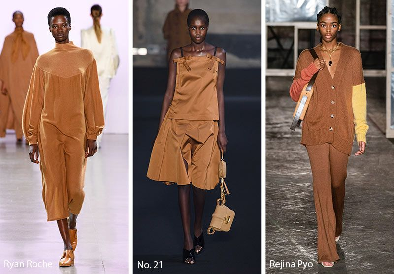 Fall/ Winter 2020-2021 Color Trends | Color trends fashion, Fashion, Fashion week
