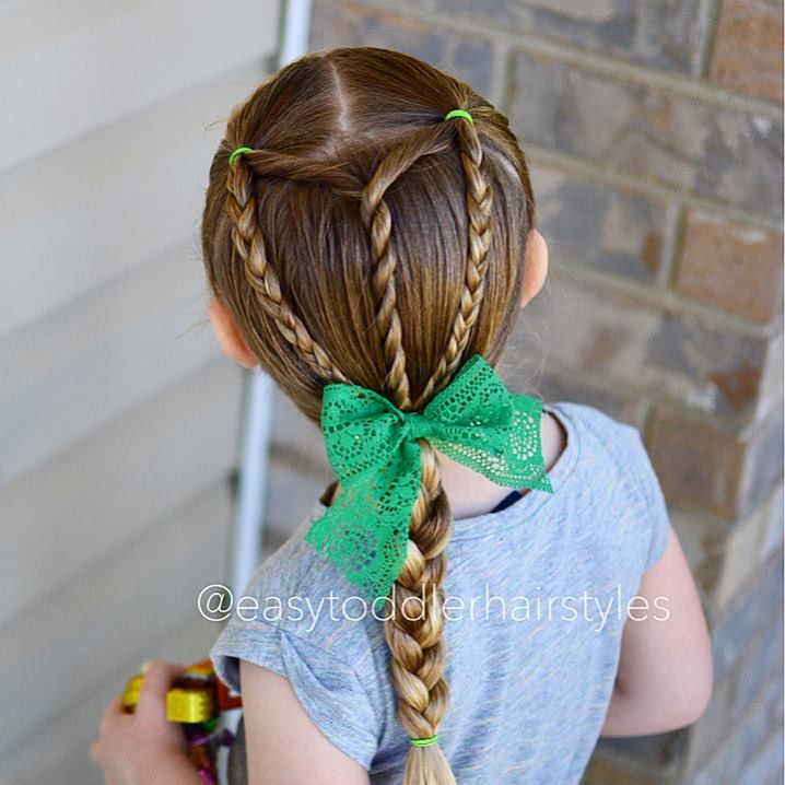 Soccer Hairstyles Children Toddler Gymnastics Hair Girls Hairdos Dos Hairstyle Ideas Girl