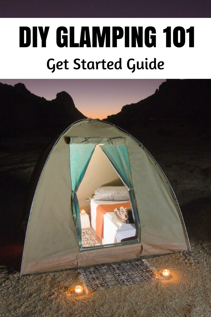 DIY Glamping Tents: Best Tent & Accessories To Buy ...