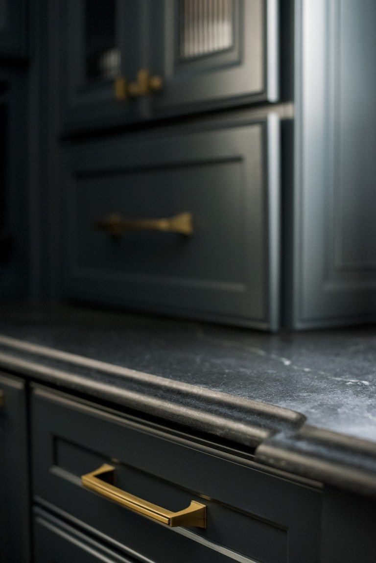 Why We Used Soapstone In Our Kitchen... Again