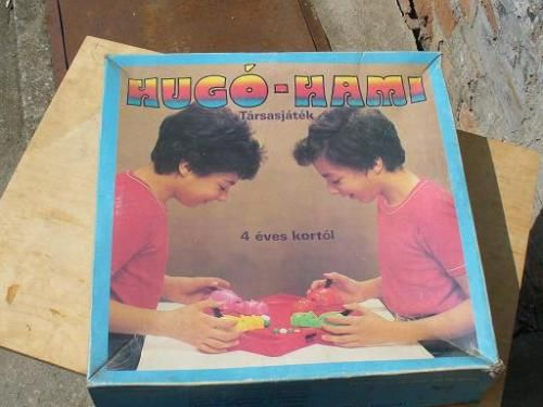 my childhood favorite, Hungry hippos :)