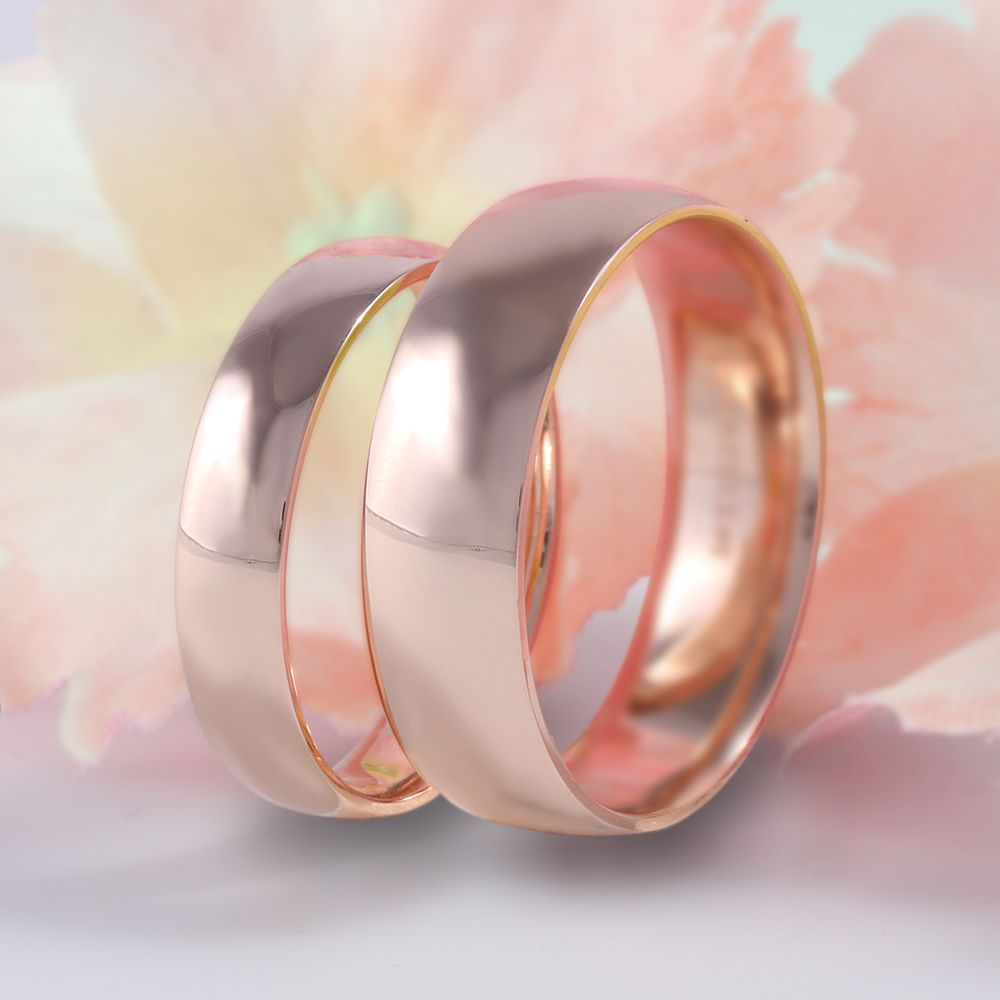 HERMOSAS ARGOLLAS DE ORO ROSA | Joyeria | Pinterest | Board and Wedding