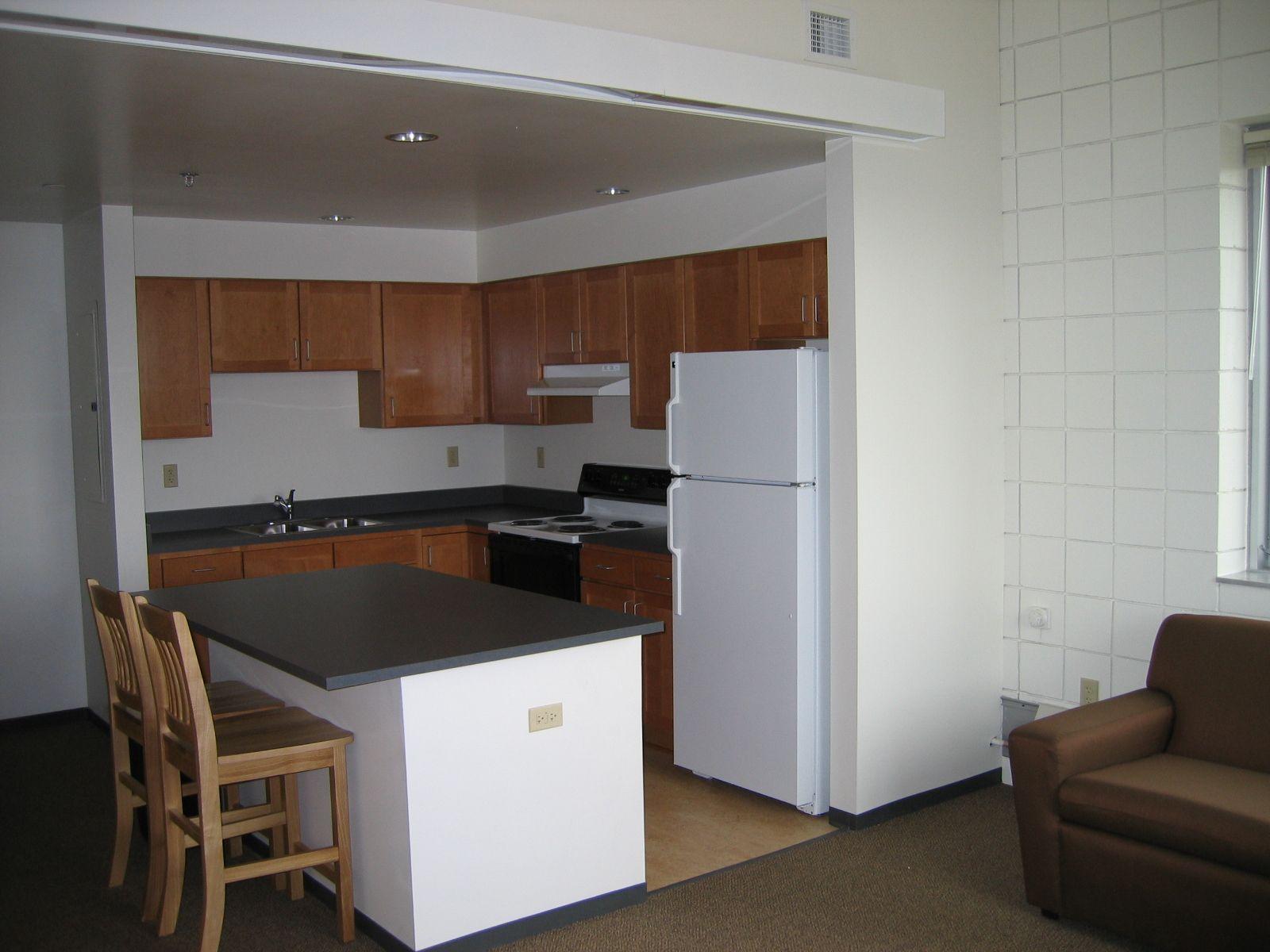 Idea Dekorasi Dapur Kecil 10