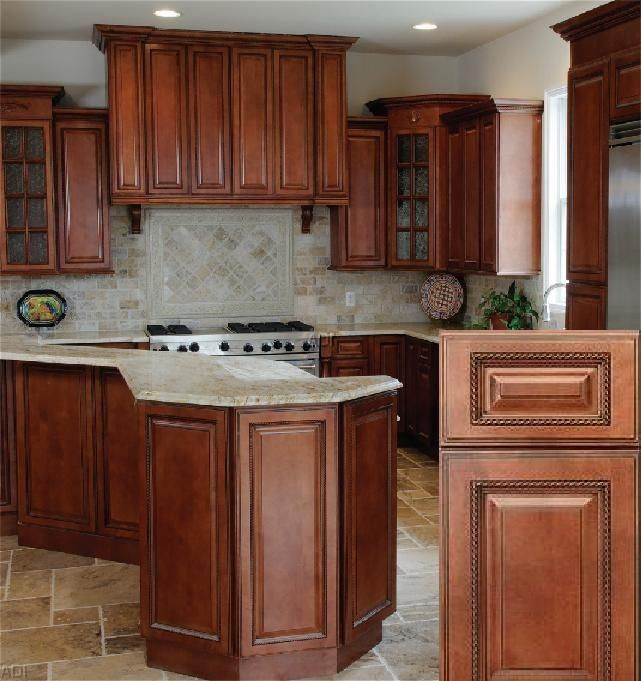 Kitchen Cabinet Refacing Nj: Signature Maple Kitchen Cabinets. The Doors And Drawer