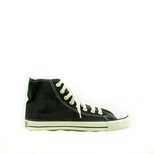 Ethletic Hi cut Svart/Vit via Green Laces. Click on the image to see more!