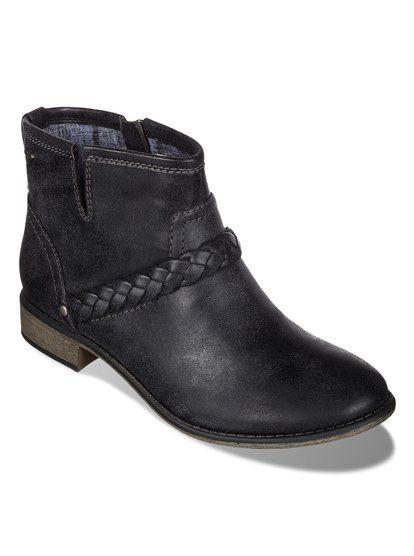 roxy, Madison Boots, BLACK (blk)
