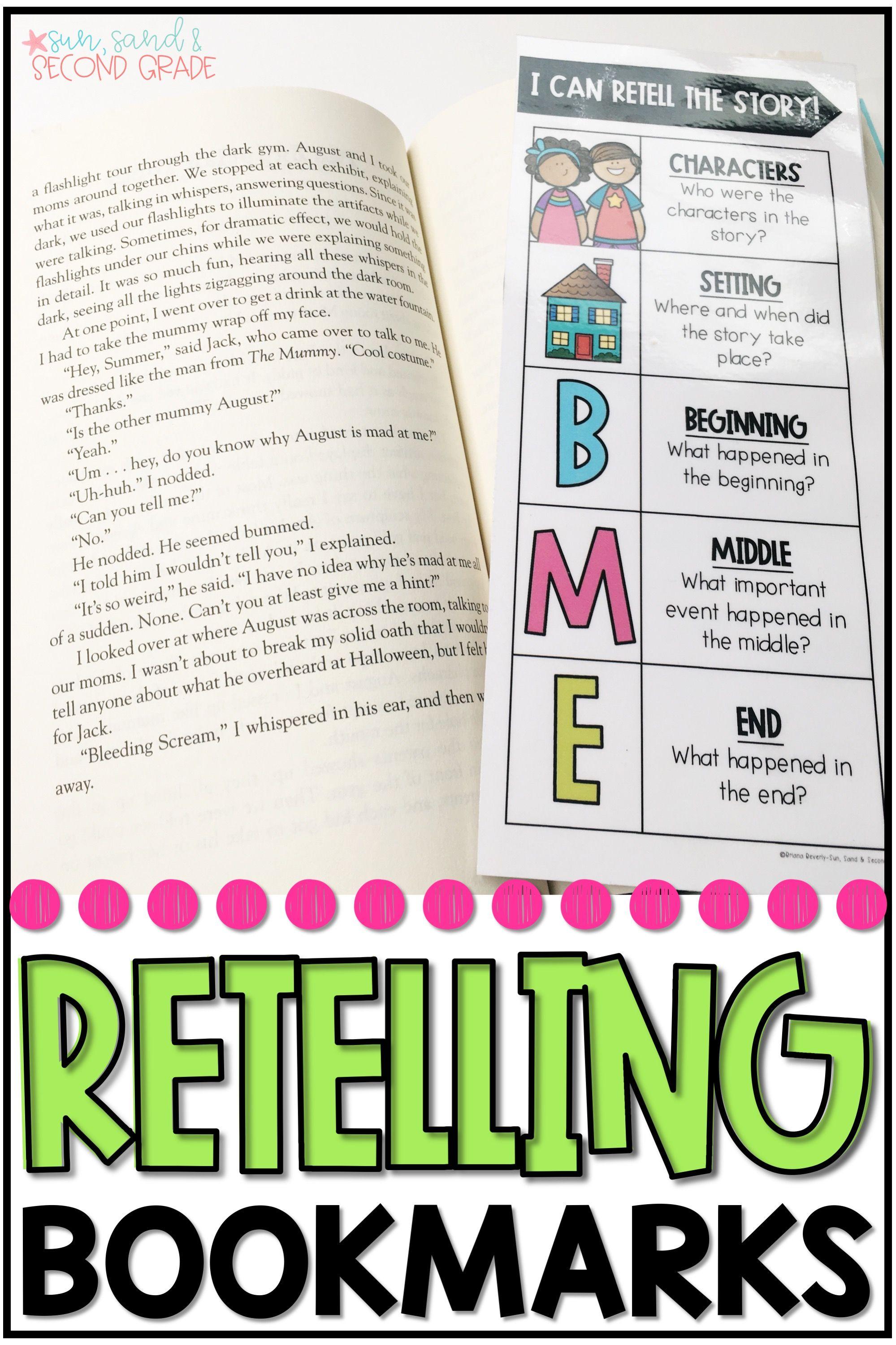 Retelling Activities