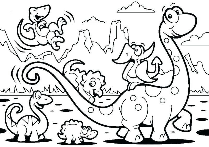 Coloring Addition Worksheets Free In 2020 Dinosaur Coloring Pages Cartoon Coloring Pages Coloring Pages For Boys