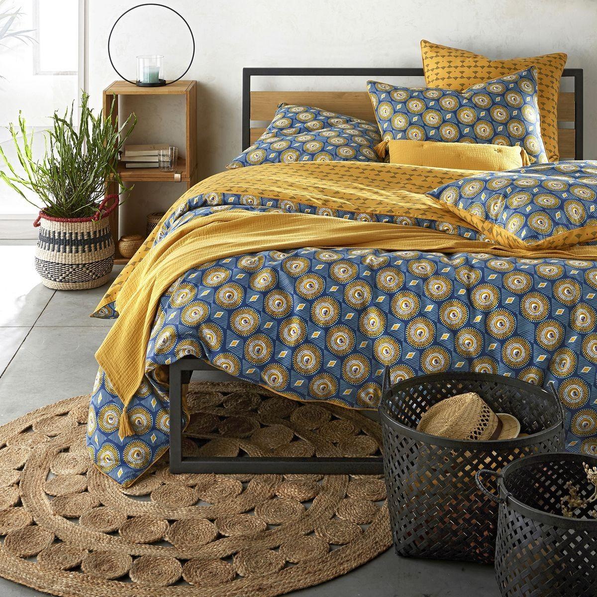 tapis rond en jute aftas tapis rond tapis. Black Bedroom Furniture Sets. Home Design Ideas