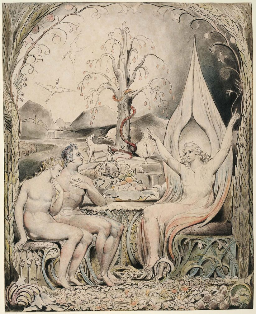 william blake illustration to milton`s paradise lost art william blake illustration to milton`s paradise lost 1807