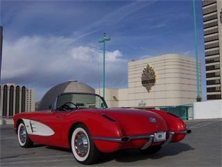 1959 Chevrolet Corvette For Sale Classiccars Com Cc 636307