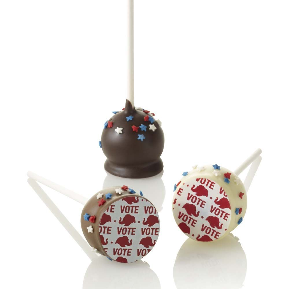 Republican Truffle Pop (With images) Truffles