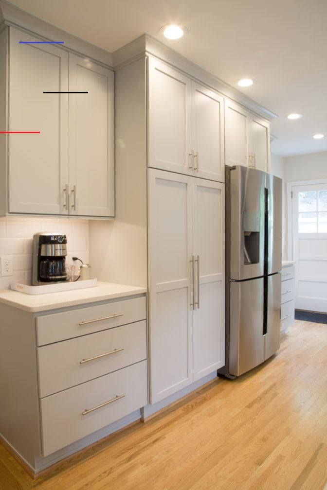 #pantrycabinet in 2020   Kitchen remodel small ...