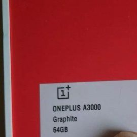 OnePlus 3 64gb graphite