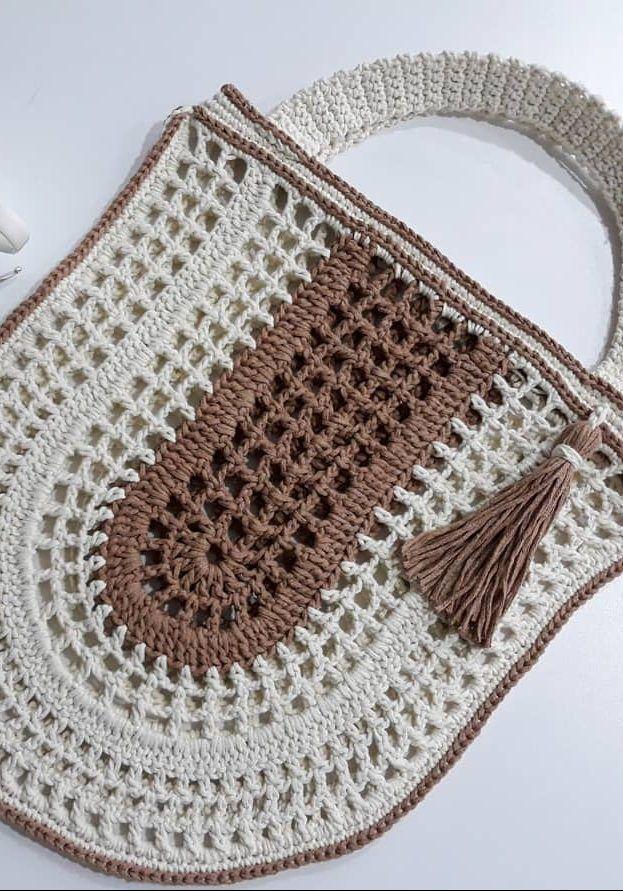 103 Le meilleur des modèles de sacs au crochet tendance ici – Page 33 sur 103 – Idées femmes   – Crochet bag