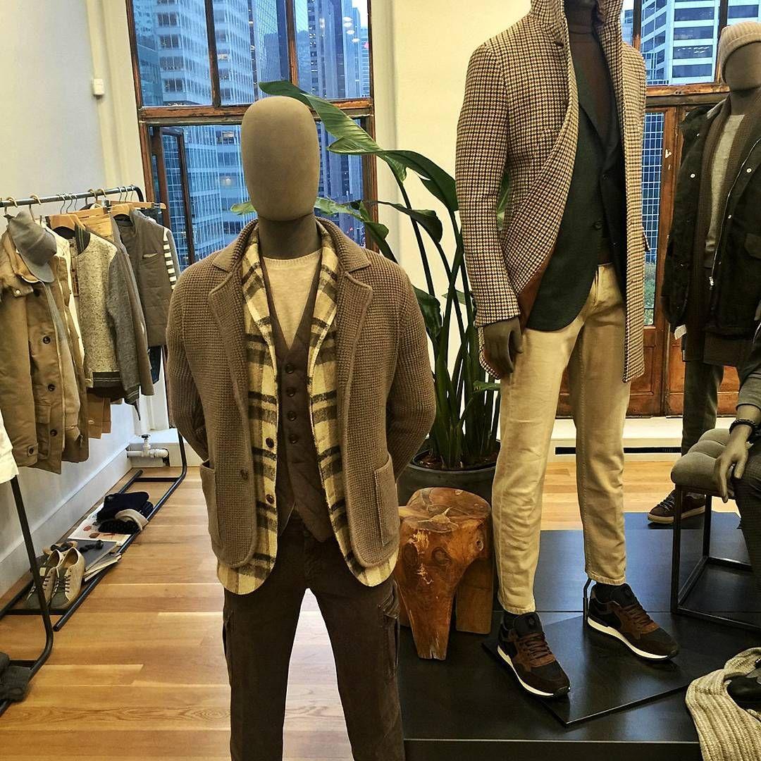 Already looking for Fall 2016/17.  #khakisofcarmel #mensclothing #menswear #mnswr #mensfashion #mensstyle #dapper #sartorial #handmade #dandy #sprezzatura #bespoke #casualwear #wiwt #ootd #sumisura #styleformen #styleforum  #madeinitaly (at Khaki's Men's Clothier)