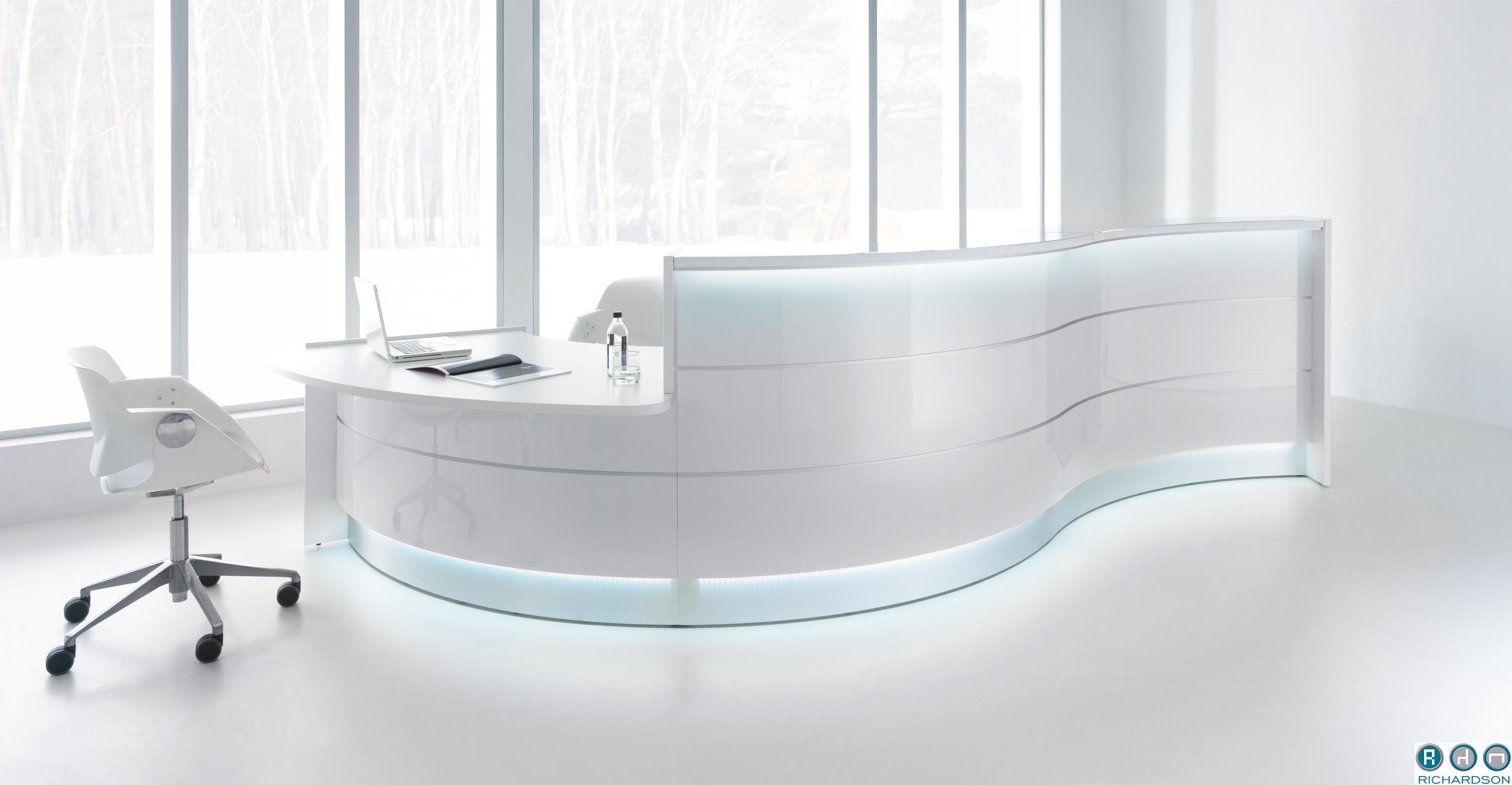 Home gt reception desks gt 12 curved walnut glass top reception desk - Reception Desk Construction Detail Google Search