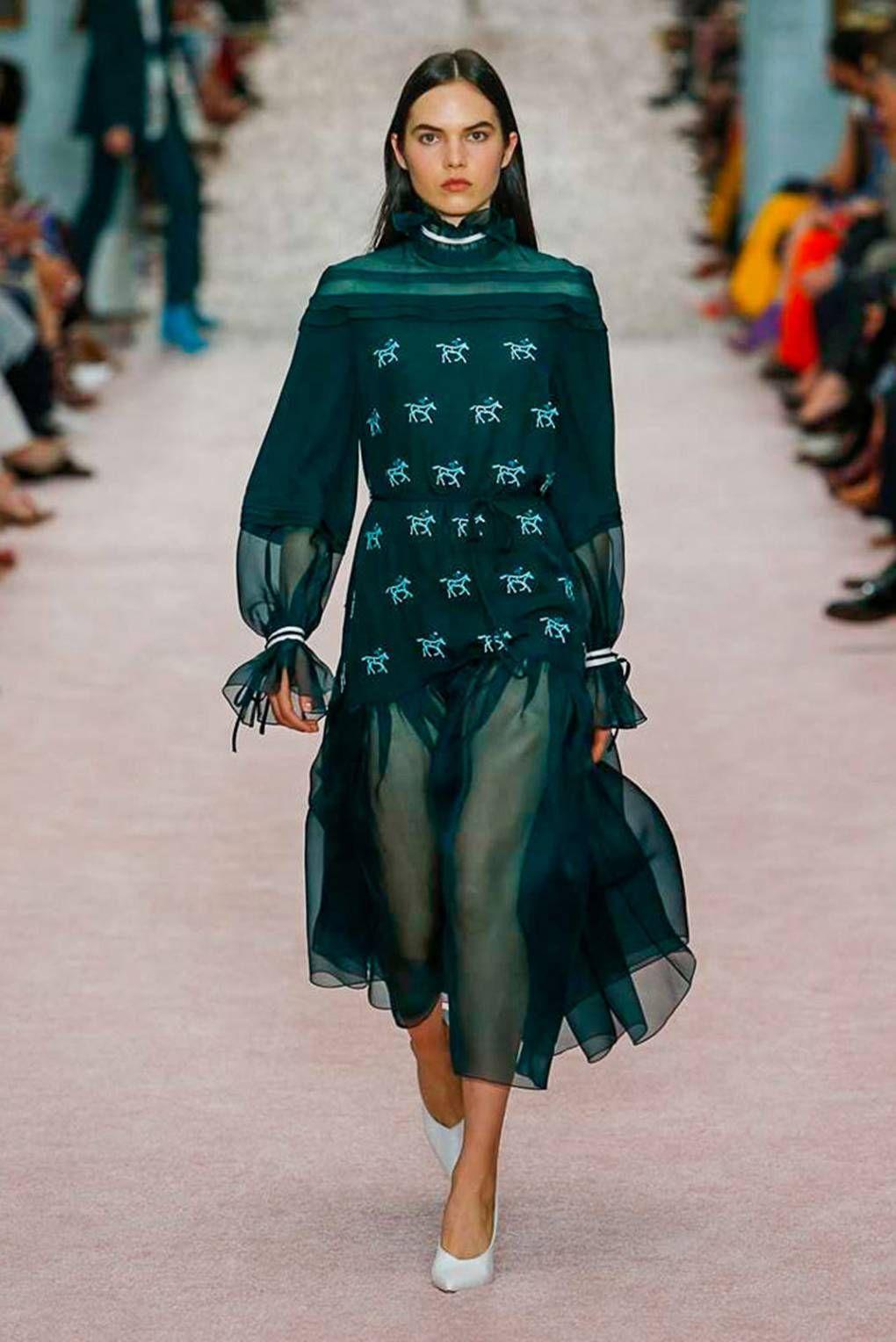 Chloe FallWinter 2015-2019 Collection – Paris Fashion Week