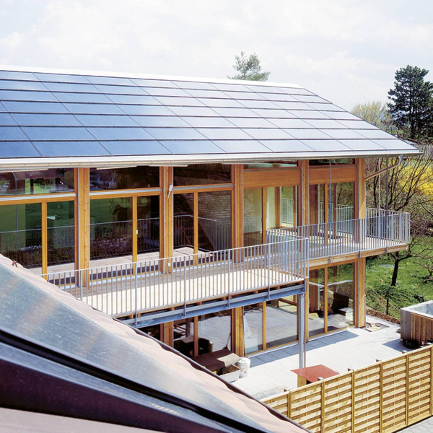 Photovoltaic systems - Schweizer Metallbau | Wohnideen | Pinterest