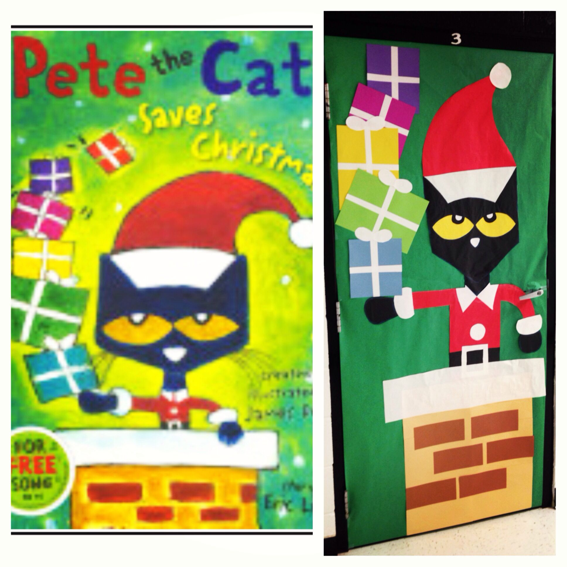 Pete the Cat Saves Christmas\