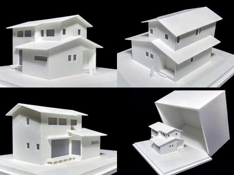 S 1 100住宅模型 Youtube動画 建築模型の作り方 Https Www
