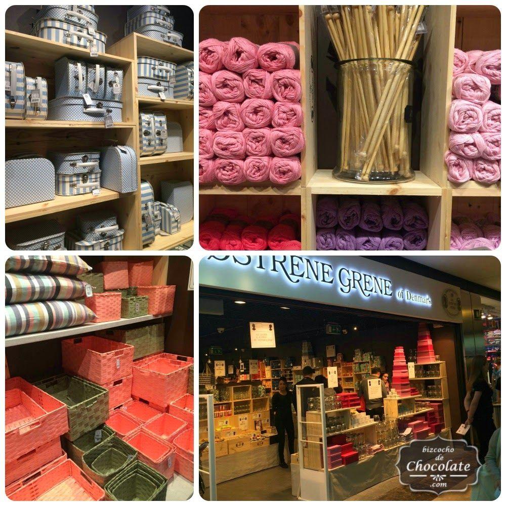 Sostrene Grene Nueva Tienda Danesa En Madrid Tiendas Danesa