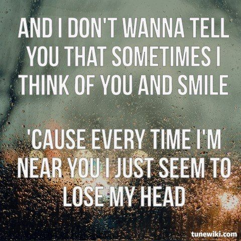 -- #LyricArt for Im Falling for You by Chester See