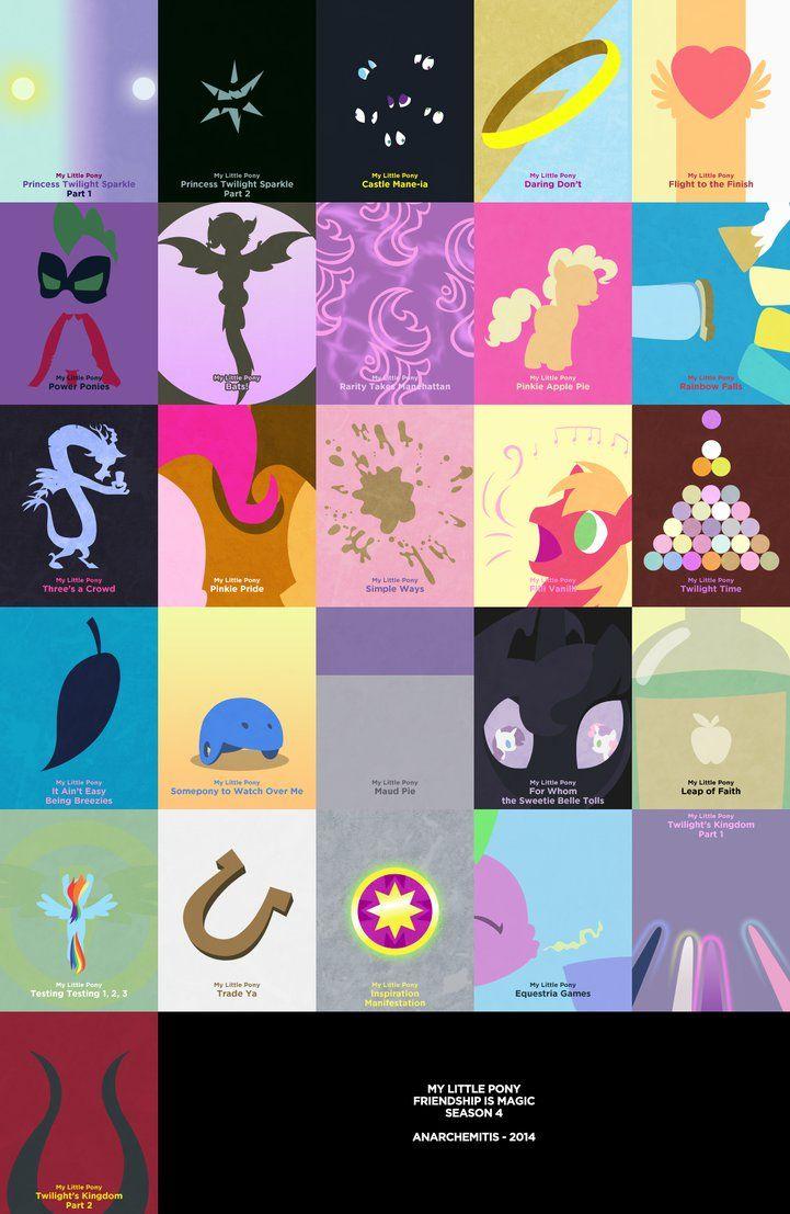 my little pony season 4 by anarchemitis on deviantart the story