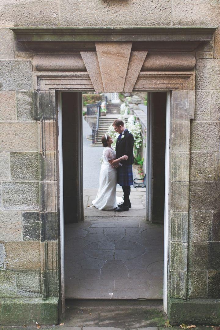 Wedding Glasgow Pollok House Fine Art Photographers Scotland