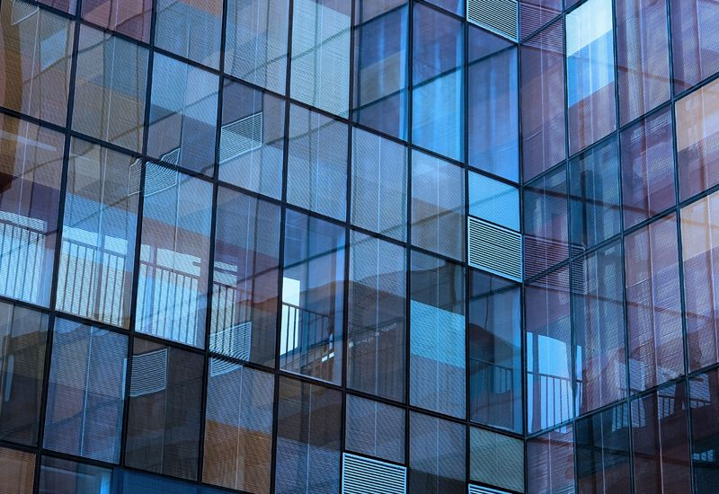Glass facade texture  Glass facade | Design Inspiration | Pinterest | Fasader