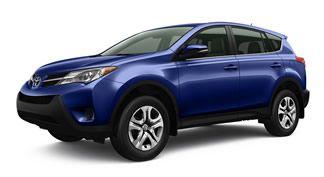 Toyota Canada Build Price My Rav4 Fwd Le In The Blue Crush Metallic Toyotabc Yoyomama