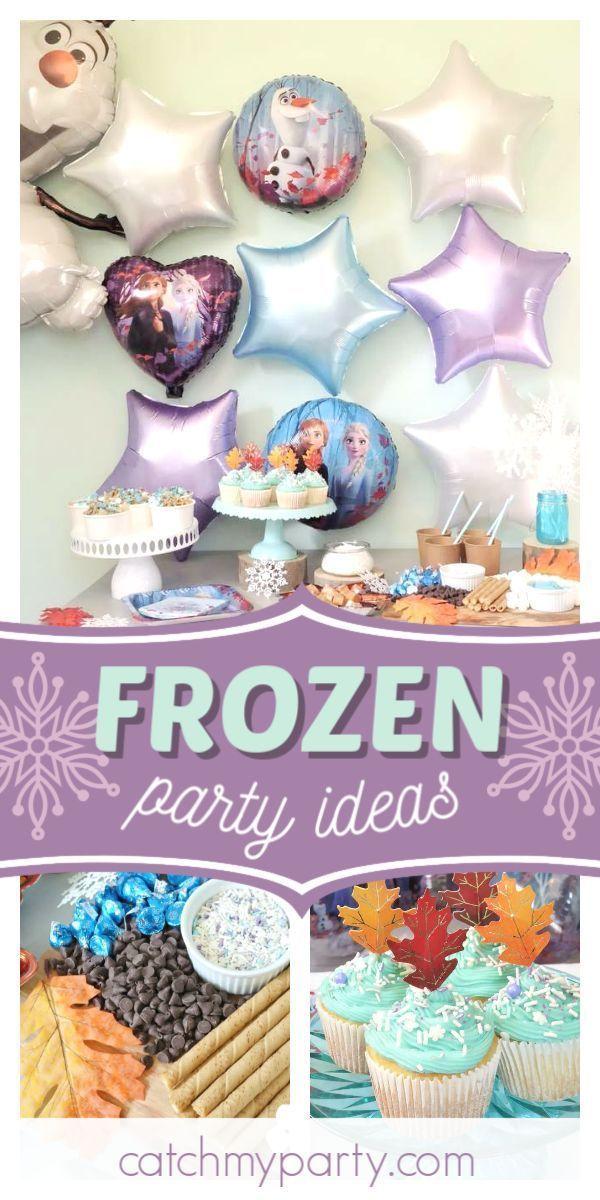 "Photo of Disney Frozen 2 / Disney Frozen 2 party ""Disney Frozen 2 Party & Hot Chocolate S…"