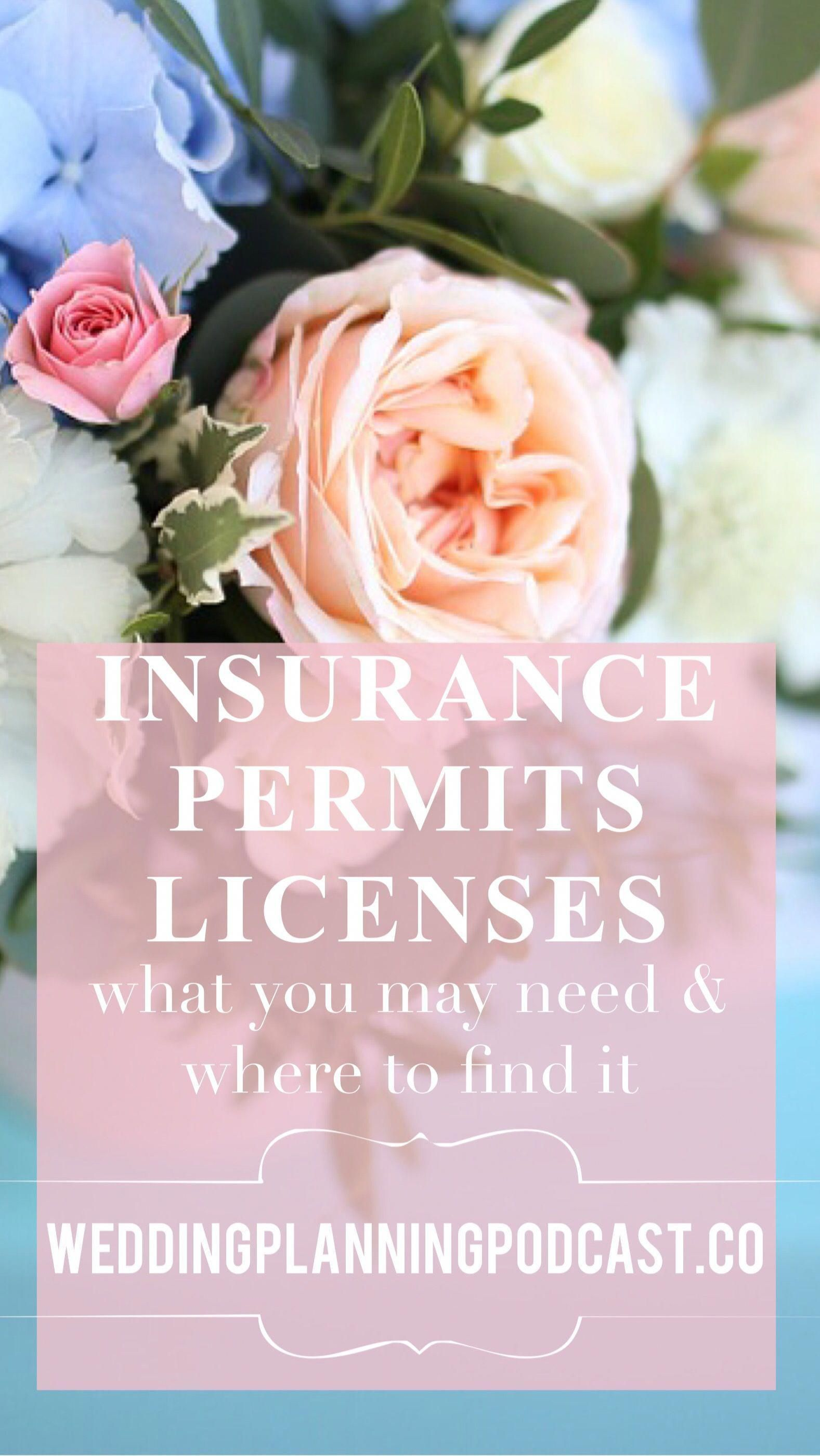 Wedding Insurance Do You Need It Find Out More In This Free Episode Of The Wedding Planning Podcast Wedding Evites Stress Free Wedding Wedding Insurance