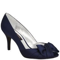 Nina Shoes | Navy wedding shoes