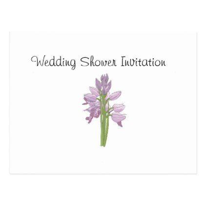 #Orchid Favors Ideas Wedding Shower Theme Postcard - #GroomGifts #Groom #Gifts Groom Gifts #Wedding #Groomideas