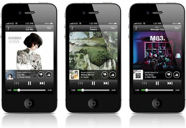 Spotify Adds Radio Feature To iOS Application   Free music download app, Music  download apps, Iphone apps