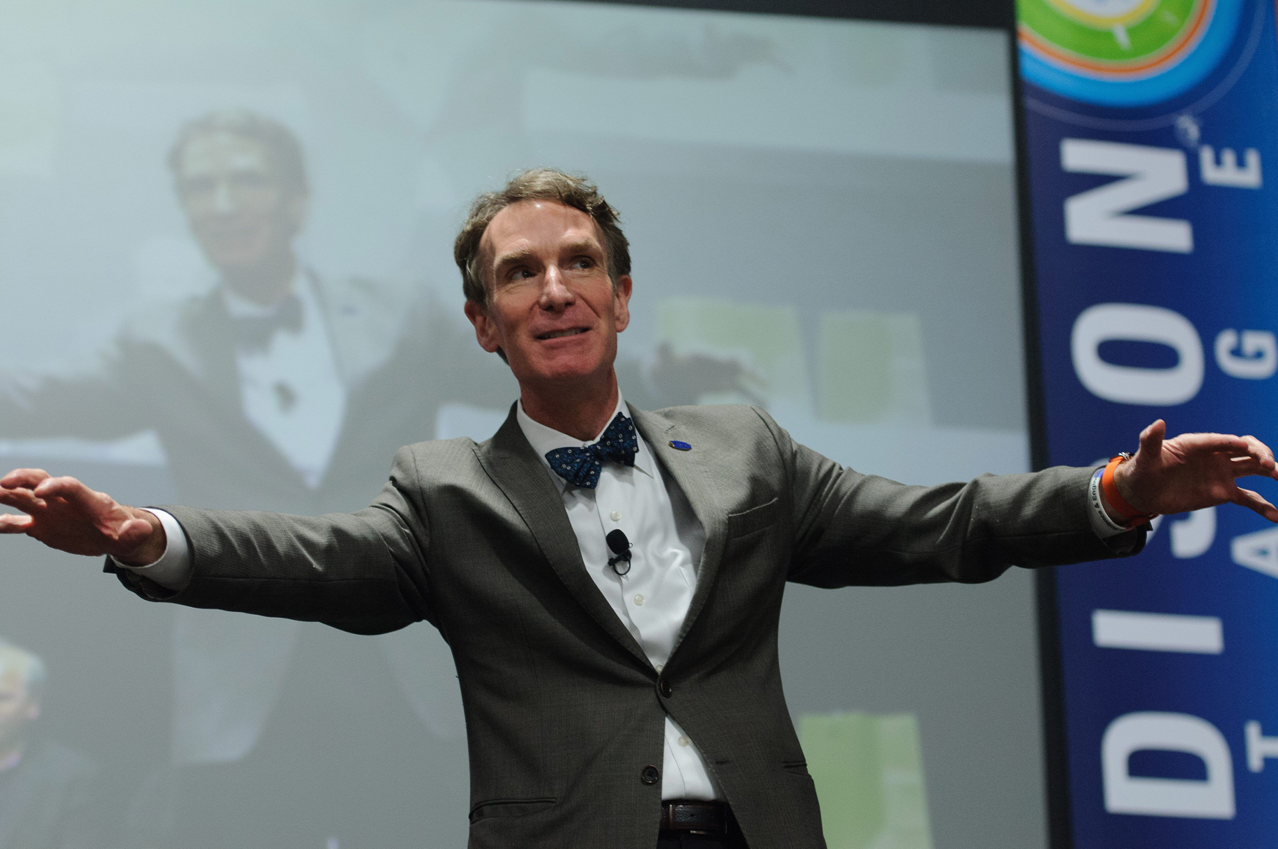 Bill Nye The Science Guy Is Open To Criminal Charges And