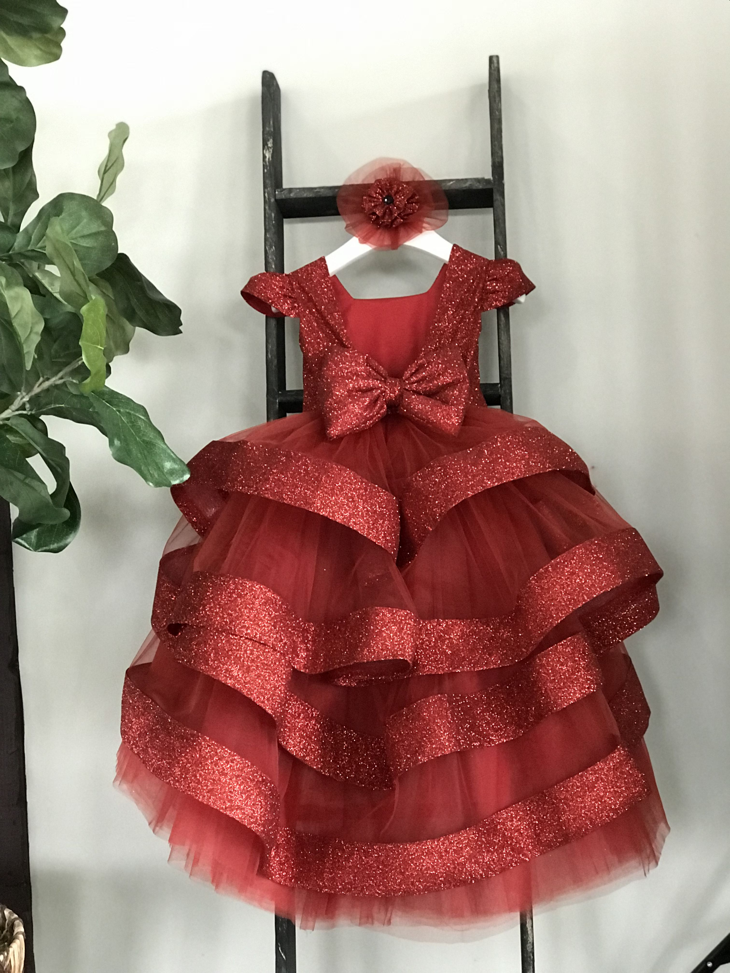 7bc341b9117 Girls Holiday Dresses Boutique